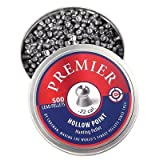 Crosman LPH .22 Caliber Hollow Point Pellets, 500-Pack