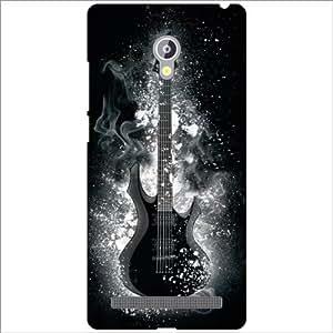 Back Cover For Asus Zenfone 6 (Printland)