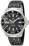 TAG Heuer Men's WAJ1110.FT6015 Aquaracer 500 M Rubber Strap Watch