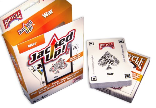 Bicycle Jacked Up! War Playing Cards