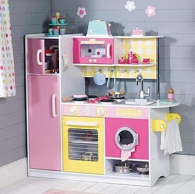 Cocinitas de madera de juguete for Cocina juguete imaginarium