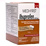 Ibuprofen Pain Relief Packets Medifirst 250x2