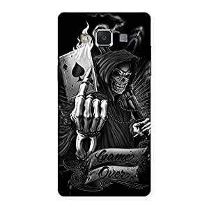 Gorgeous Game Over Back Case Cover for Samsung Galaxy A5