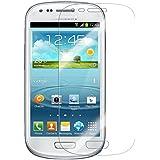 Accessory Master 5055907855463 Film de Protection d'écran en verre trempé pour Samsung Galaxy S3 Mini I8190 Transparent