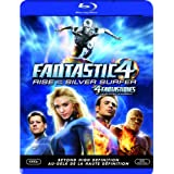 Fantastic 4: Rise of the Silver Surfer [Blu-ray]  (Bilingual)