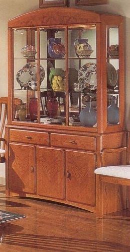 Cheap Contemporary Monterey Hutch/Buffet (VF_AZ02-14231)