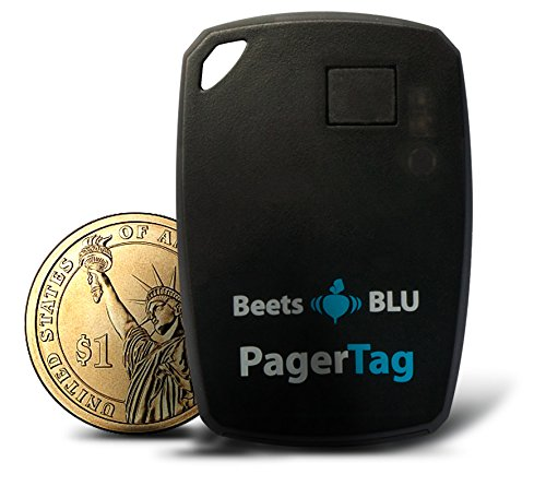 Beets BLU Bluetooth Wireless Key Finder / Lost Item Finder. PagerTag compatible with iPhone and Android Phones (Iphone Key Locator compare prices)
