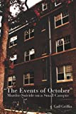img - for The Events of October: Murder-Suicide on a Small Campus book / textbook / text book