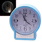 New Exclusive TABLE Car Dashboard Alarm CLOCK Stop Watch Timer Time With Night Light - 58