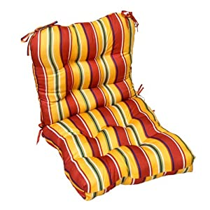 Greendale Home Fashions Indoor/Outdoor Seat/Back Chair Cushion from Greendale Home Fashions