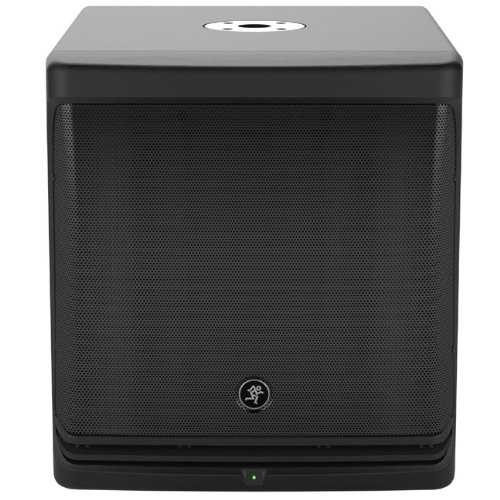 """Mackie Dlm12S 12"""" Powered Subwoofer"""