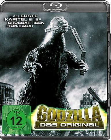 Godzilla - Das Original, Blu-ray
