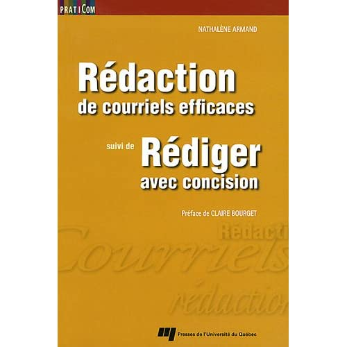 Rédaction de courriels efficaces