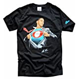 Super Barack Obama T-Shirt, Large