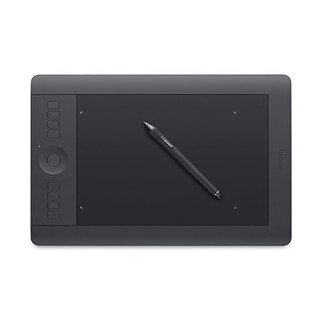 Wacom Pro M, EN & ES Tablette Tactile Noir