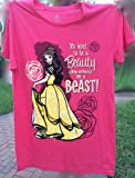 Disney Parks Beauty and the Beast Belle Nightshirt Adult Size