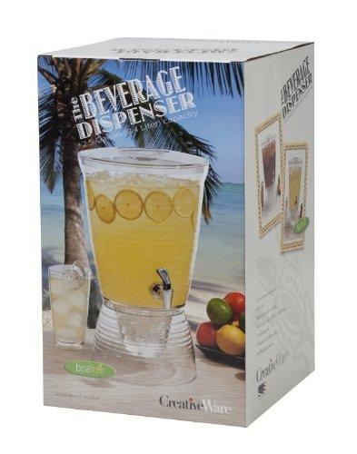 CreativeWare 9.5 litres Distributeur de boissons