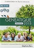 Généatique Prestige 2015