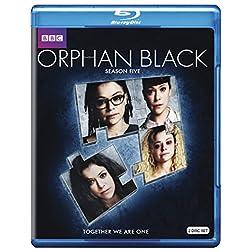 Orphan Black: Season Five [Blu-ray]