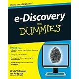 e-Discovery For Dummies ~ Linda Volonino
