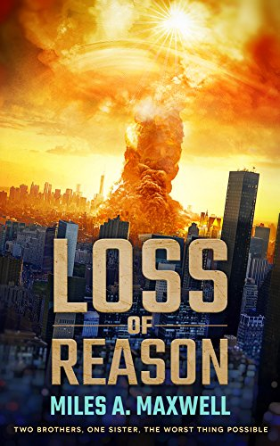 One of the most disturbing stories you'll ever read is yours FREE TODAY!  Loss Of Reason (State Of Reason series Book 1) by Miles A. Maxwell