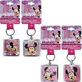 Disney Minnie Mouse Foil Keychain (1 Pc)
