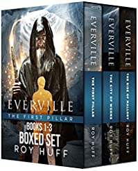 Everville: Books 1-3 Boxed Set by Roy Huff ebook deal