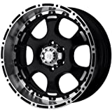 "Helo HE842 Gloss Black Machined Wheel - (17x8""/8x170mm)"