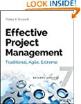 Effective Project Management: Traditi...