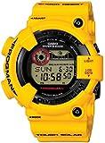 [カシオ]Casio 腕時計 G-SHOCK 30th Anniversary Lightning Yellow Series FROGMAN ソーラーウォッチ 【数量限定】 GF-8230E-9JR メンズ