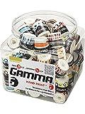 Gamma Hand Print Overgrip Display Jar, Assorted