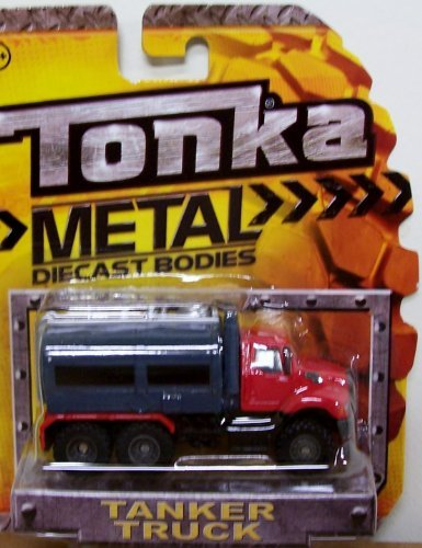 Tonka Metal Diecast Bodies - Tanker Truck