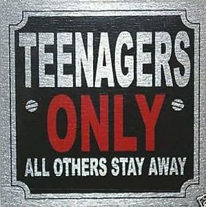 ecobbler fun door signs 8 x 8 bedroom signs teenagers