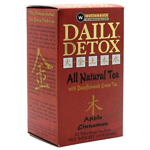 Daily Detox Daily Detox Caffeine Free Herbal Tea