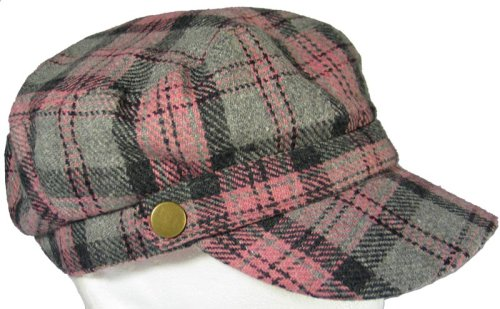 Newsboy Beret Cap Wool Driver Hat Plaid Flannel - Buy Newsboy Beret Cap Wool Driver Hat Plaid Flannel - Purchase Newsboy Beret Cap Wool Driver Hat Plaid Flannel (Headchange, Headchange Hats, Womens Headchange Hats, Apparel, Departments, Accessories, Women's Accessories, Hats)