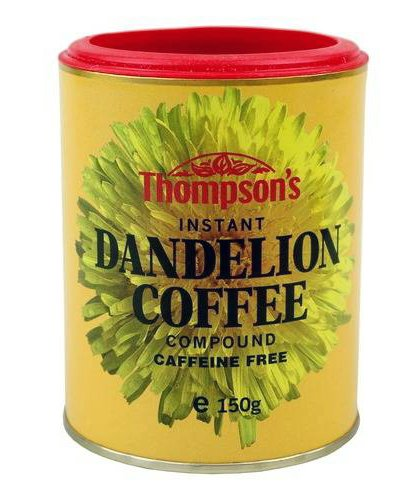Thompson's Instant Dandelion Coffee 150 g