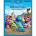[US] Monsters University (2013) [Blu-ray + DVD]
