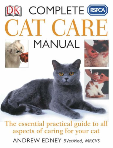 RSPCA Complete Cat Care Manual