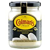 Colman's of Norwich Horseradish Sauce 6 x 250ml