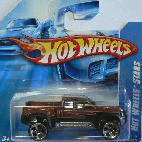 2008 Hot Wheels Stars Mega-Duty #084/172 - 1