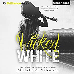 Wicked White: Wicked White, Book 1 Hörbuch