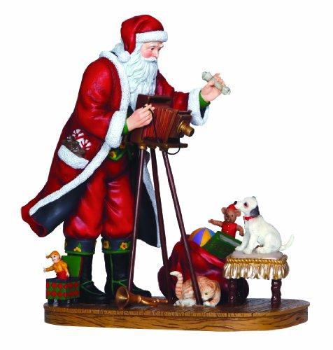 Pipka making memories santa figurine where to buy power