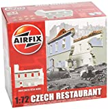 Airfix - Edificio Czech Restaurant, 1:72 (Hornby A75016)