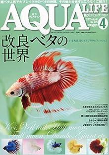 月刊アクアライフ 2015年 04 月号
