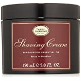 The Art Of Shaving Shaving Cream, Sandalwood Essential Oil, For All Skin Types, 5.0 Oz (150 Ml)