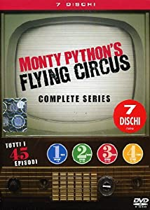 Monty Python's - Flying circus (complete series) [7 DVDs] [IT Import]