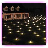 Lawn Lights Illuminated Outdoor Decoration, LED - Warm White, Medium