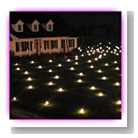 Lawn Lights Illuminated Outdoor Decoration, LED, Christmas, 36-08, Warm White