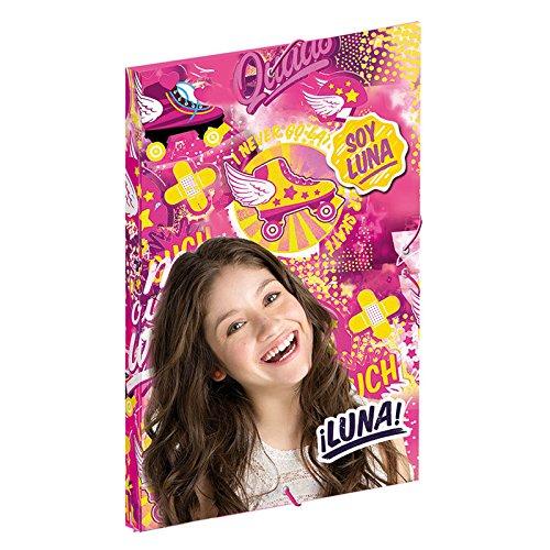 cartella A4 tabs'm Gomme Luna Disney