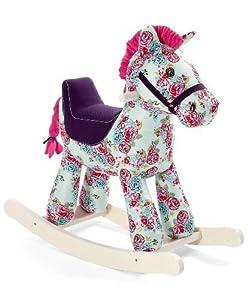 Mamas & Papas Blossom Rocking Horse Toy